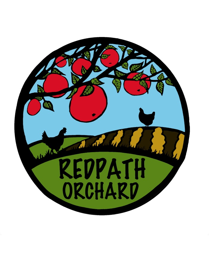 REDPATH ORCHARD LOGO w HENS COLOR-2 copy